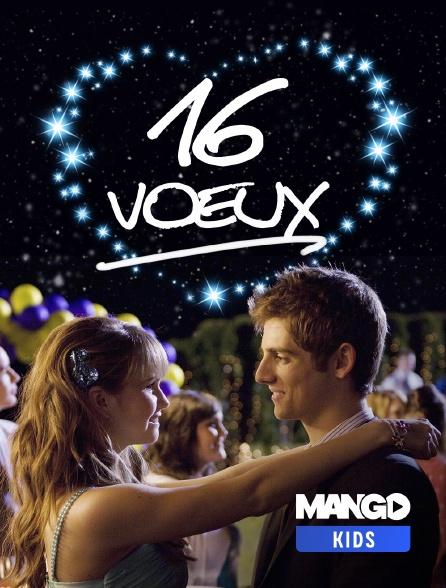 MANGO Kids - 16 vœux
