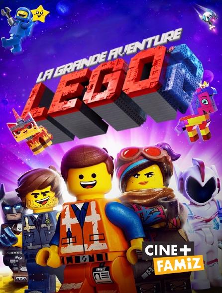 Ciné+ Famiz - La grande aventure Lego 2