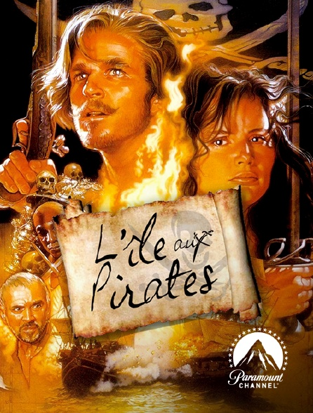 Paramount Channel - L'île aux pirates
