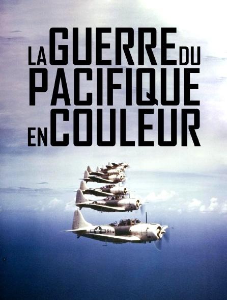 La guerre du Pacifique en couleur