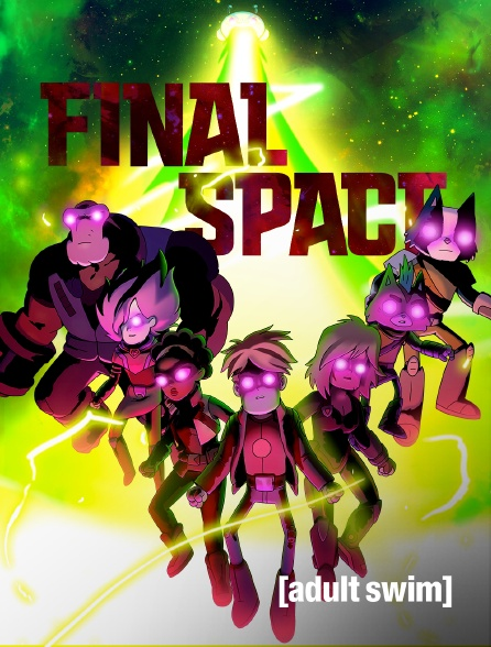 Adult Swim - Final Space