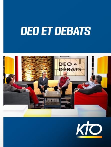 KTO - Deo et débats