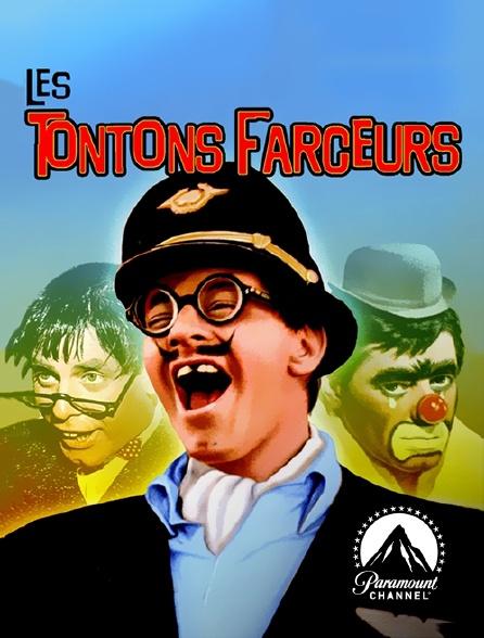 Paramount Channel - Les tontons farceurs