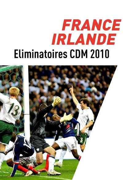 Football : Éliminatoires de la Coupe du monde - France / Irlande