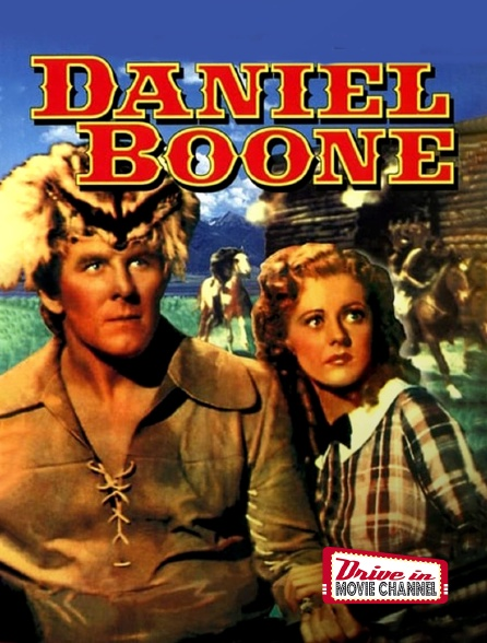 Drive-in Movie Channel - Daniel Boone