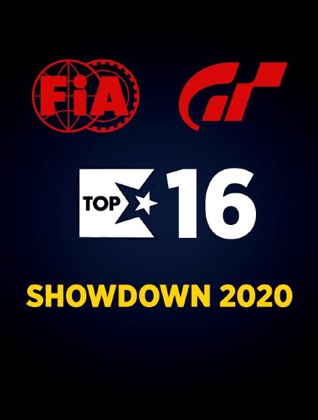 FIA Gran Turismo Top 16 Showdown 2020