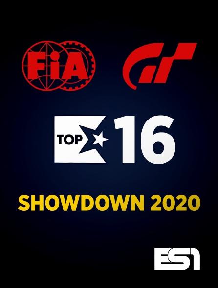 ES1 - FIA Gran Turismo Top 16 Showdown 2020