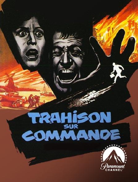 Paramount Channel - Trahison sur commande