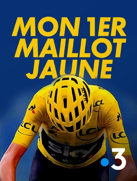 France 3 - Mon 1er maillot jaune