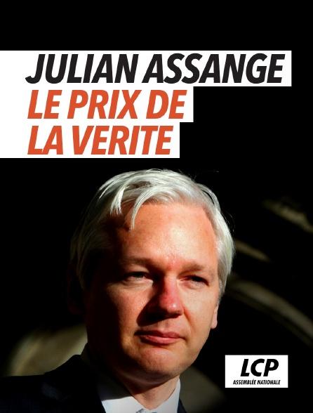 LCP 100% - Julian Assange, le prix de la vérité
