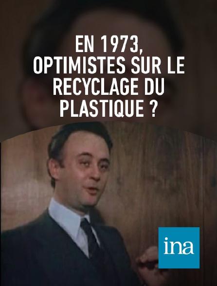 INA - Le recyclage du plastique