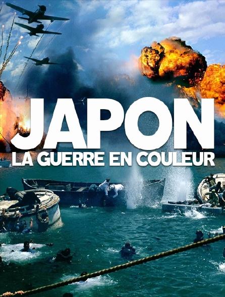 Japon, la guerre en couleur