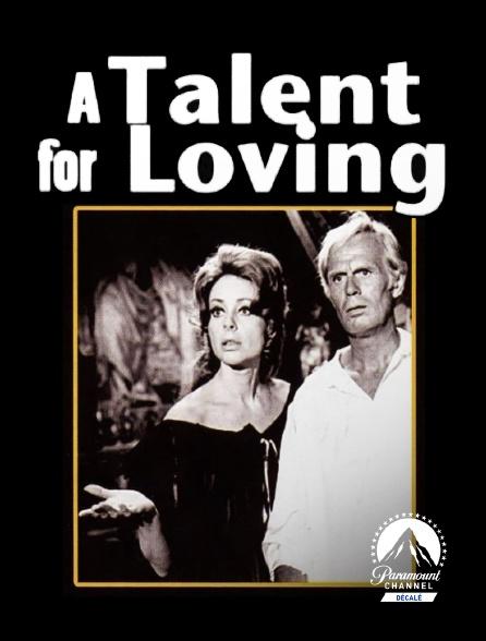 Paramount Channel Décalé - A Talent for Loving