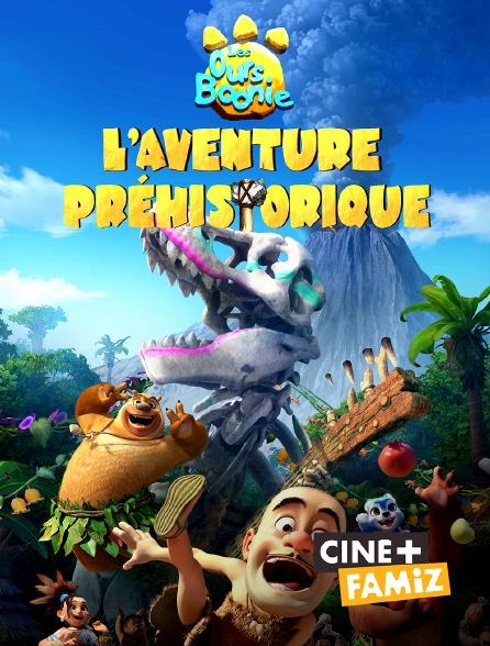 Ciné+ Famiz - Les ours Boonie : L'aventure préhistorique