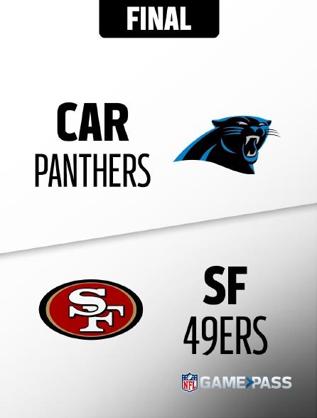 NFL 11 - Panthers - 49ers en replay