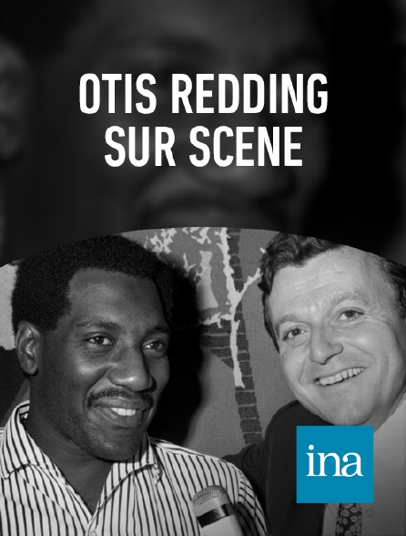INA - Otis Redding sur scène à Londres