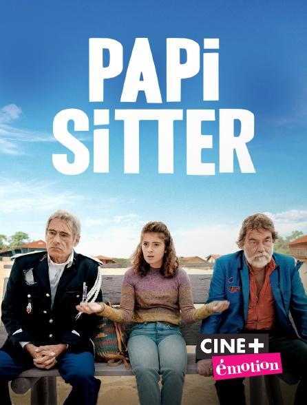 Ciné+ Emotion - Papi-sitter