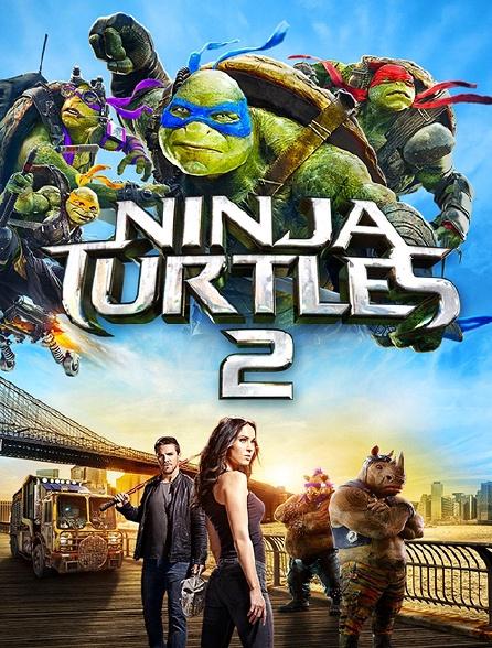 Ninja Turtles Stream
