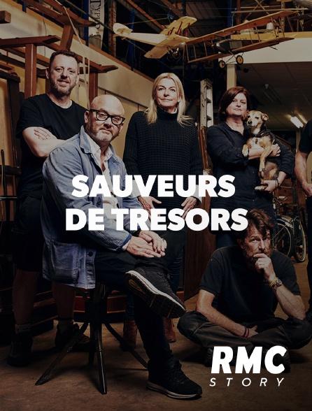 RMC Story - Sauveurs de trésors