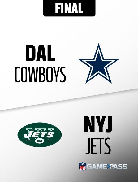 NFL 12 - Cowboys - Jets
