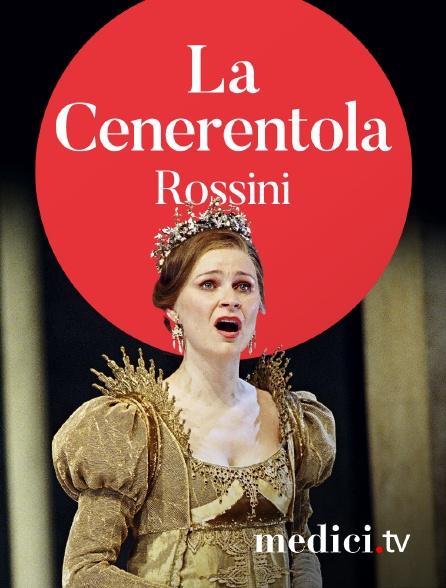 Medici - Rossini, La Cenerentola - Vladimir Jurowski, Peter Hall - Maxim Mironov, Ruxandra Donose - Glyndebourne Festival