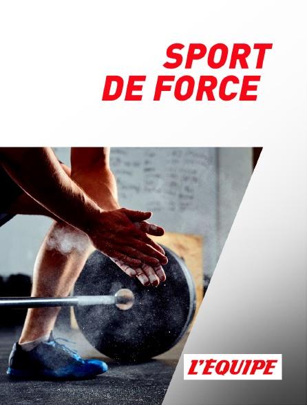 L'Equipe - Sport de force