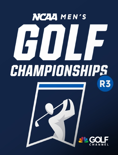 Golf Channel - Ncaa Men's Golf Championship R3