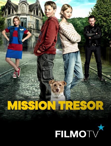 FilmoTV - Mission trésor