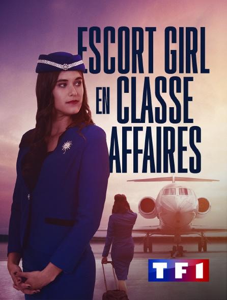 TF1 - Escort girl en classe affaires