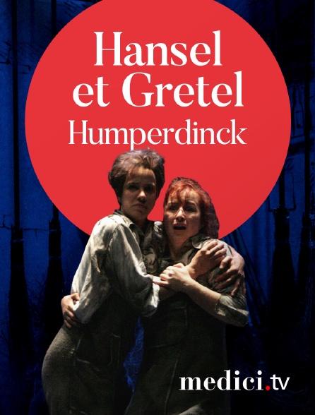 Medici - Humperdinck, Hansel et Gretel - Markus L. Frank, Johannes Felsenstein - Anhaltisches Theater, Dessau