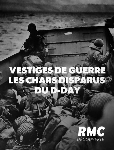 RMC Découverte - Vestiges de guerre : les chars disparus du D-Day