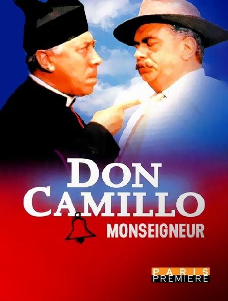 Paris Première - Don Camillo monseigneur