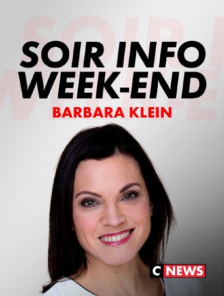 CNEWS - Soir info week-end
