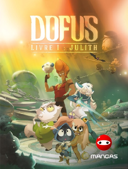 Mangas - Dofus, livre 1 : Julith