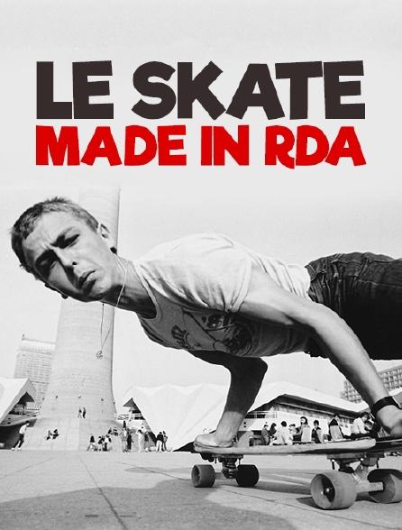 Le skate made in RDA