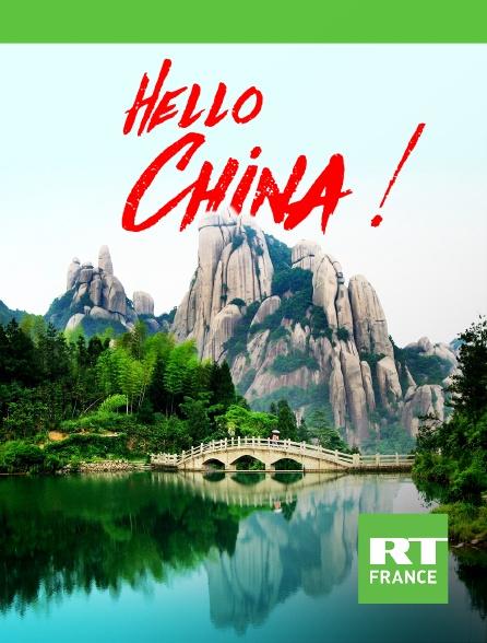 RT France - Hello, China