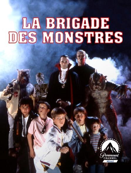 Paramount Channel Décalé - La brigade des monstres
