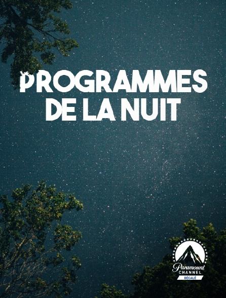 Paramount Channel Décalé - Fin des programmes