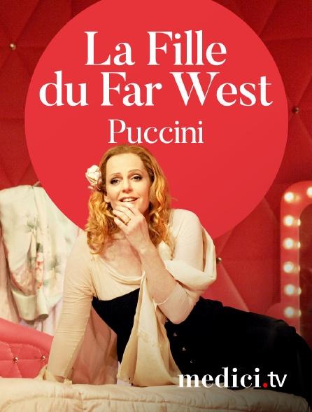 Medici - Puccini, La Fille du Far West - Carlo Rizzi, Nikolaus Lehnoff - Eva-Maria Westbroek - De Nederlandse Opera
