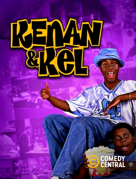 Comedy Central - Kenan & Kel
