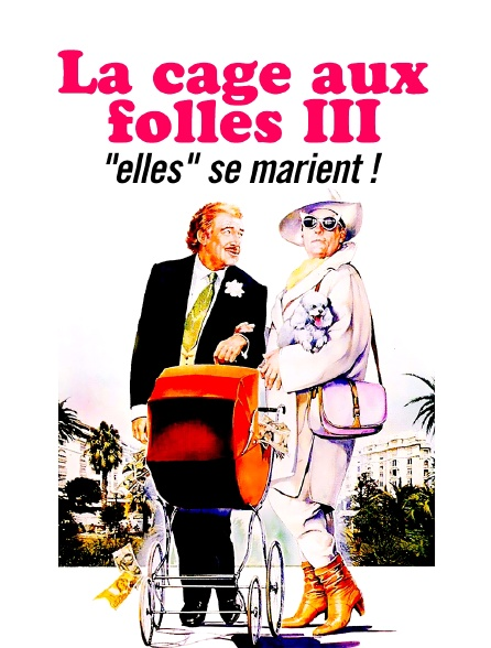 """La cage aux folles III : """"elles"""" se marient"""