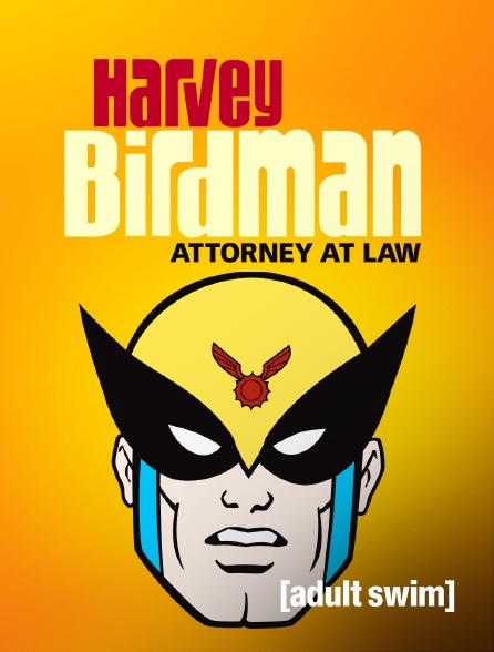 Adult Swim - Harvey Birdman, Attorney at Law