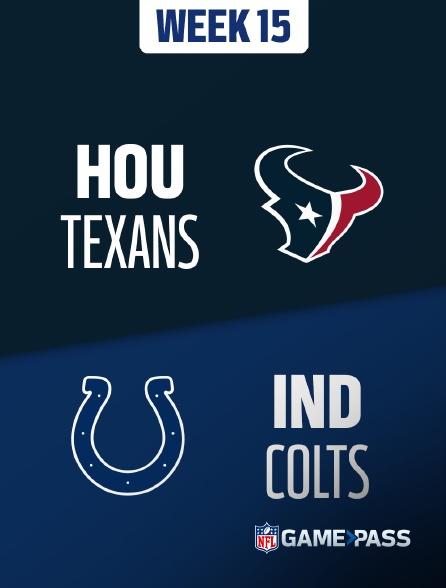 NFL 04 - Texans - Colts