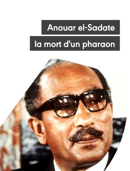 Anouar el-Sadate, la mort d'un pharaon