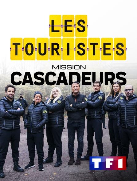 TF1 - Les touristes, Mission cascadeurs