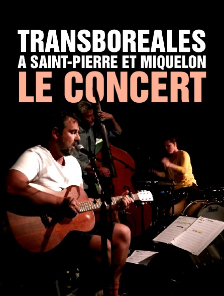 Transboréales à Saint-Pierre et Miquelon : le concert