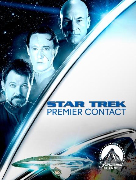 Paramount Channel - Star Trek : premier contact