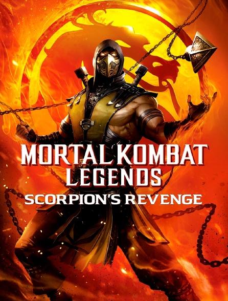 Mortal Kombat Legends : Scorpion's Revenge
