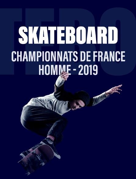 Championnat de France de Skateboard hommes 2019