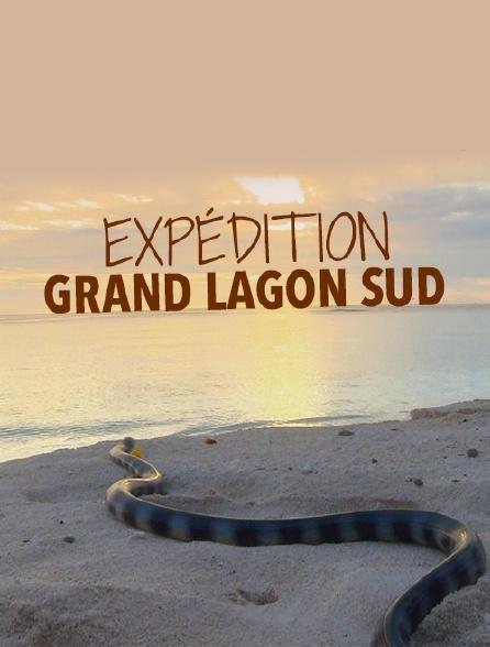 Expédition Grand Lagon Sud